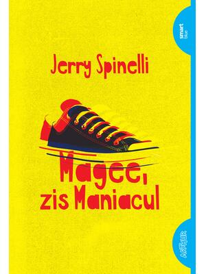 Magee, zis Maniacul | paperback